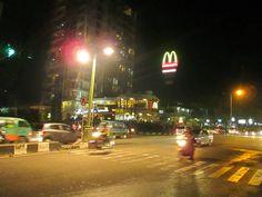 Dago at night