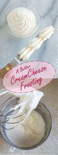I've made a few small changes to the typical Cream Cheese Frosting recipe for an icing that's easy to make and has great texture and flavor.