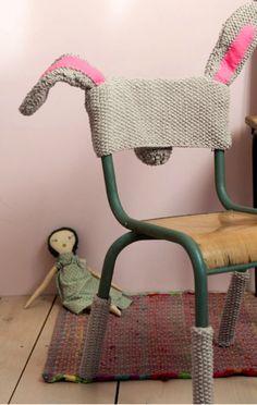 Bunny chair.