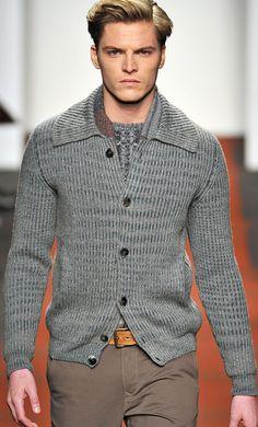 Farb-und Stilberatung mit www.farben-reich.com - Missoni FW13/14 Milan Men's Fashion Week