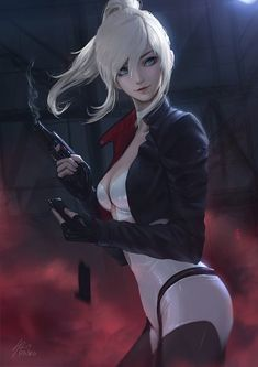 Tagged with wallpaper, art, awesome, fantasy, illustration; Artworks By Sean Tay Female Character Design, Character Concept, Character Art, Art Anime, Manga Anime, Girl White Hair, Fantasy Characters, Female Characters, Rpg Star Wars