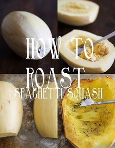 Sometimes you crave a big steamy bowl of…spaghetti squash. Lately, I've been spaghetti-ing my squash like nobody's business and eating it with my favorite sauces on top. Remember the Eggplant Capon…