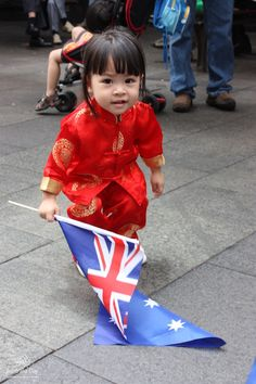 Increase in people with Chinese ancestries in Sydney