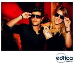 Bruno Gagliasso e Giovanna Ewbank com Carrera #oculosdesol #sunglass #Carrera #BrunoGagliasso #GiovanaEwbank #actors #atores