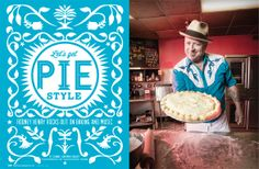 After his appearance on the @Aubrey Godden ♥ Taylor mnsar Saad Network , Rodney Henry and his Dangerously Delicious Pies have become Baltimore icons | Baltimore magazine Photo by Christopher Myers