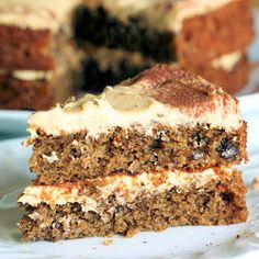 Yes, you can make a delicious banana & coffee cake that is gluten free!