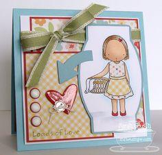 PI Loads of Love - Sarah Gough