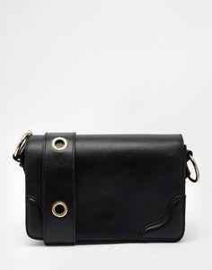 Asos Eyelet Shoulder Bag on Shopstyle.