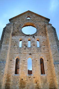 Abbazia di San Galgano _ Tuscany _ Chiara Villata
