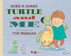 This charming story details the beautiful friendship between a boy and his plush toy turtle.