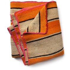 vintage bolivian rug