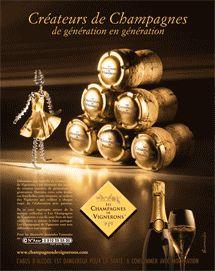 Créateurs de Champagnes: Les Champagnes de Vignerons