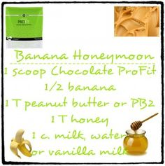 "Weight Loss Breakfast Protein Shake with banana and peanut butter  Whether your goal is weight loss, athletic performance, or a simple way to eat healthy, Ultimate ProFIT Superfood Nutrition Mix offers a superior blend of proteins, mood-elevating ""superfoods,"" and fiber that is proven to produce ultimate results*. Use it in shakes or smoothies, bake with it, or even mix it with your food!  •Experience quicker post-workout recovery   •Build lean muscle mass with fewer calories"