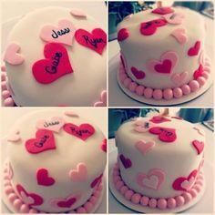 Valentine's Day Cake — Valentine's Day