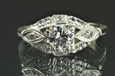 .60 Carat Transitional Cut Diamond Wedding Ring, $1995.00