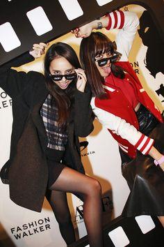 石田ニコル&浦浜アリサ at 「ASVOFF TOKYO 2013」Opening Reception Party!