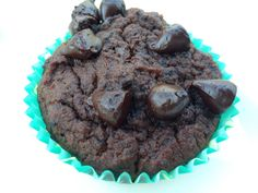 Paleo Chocolate Blueberry Muffins, grain free, gluten free, lactose free
