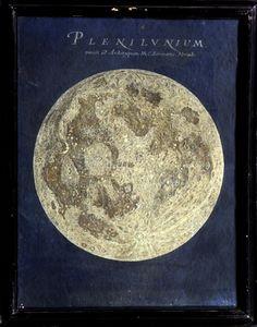 Maria  Clara Eimmart, Ten Depictions of Heavenly Phenomena, (late 17th century)