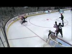Pavel Datsyuk's Crossover Move On Logan Couture