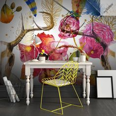 #boho wall mural: myloview.com - home decor ideas, modern decor and inspirations!