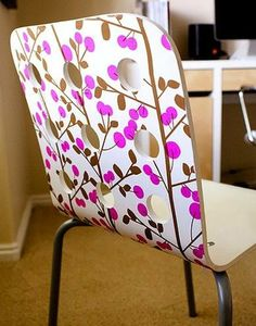 10 Creatively Crafty Decoupage Projects to DIY via Yahoo