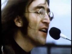 January 30 1969, The Beatles (with Billy Preston), played their lunchtime rooftop gig on top of the Apple building on Savile Row in London. Lasting for just over 40 minutes it was the last time The Beatles performed live. The played 'Get Back', 'Don't Let Me Down', 'I've Got A Feeling', 'The One After 909' and 'Dig A Pony'. Traffic was brought to a standstill as crowds of people gathered below and watched from windows in nearby buildings.