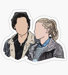 Riverdale stickers featuring millions of original designs created by independent artists. Decorate your laptops, water bottles, notebooks and windows. Stickers Kawaii, Phone Stickers, Cool Stickers, Printable Stickers, Patches Tumblr, Riverdale Poster, Betty And Jughead, Bubble Stickers, Archie Comics