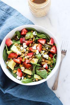 Strawberry Avocado a