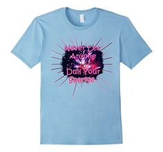 Motivational Never Let Anyone Dull Your Sparkle T-Shirt.