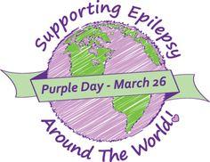 Ladybud Honors International Epilepsy Day - Wednesday, March 26