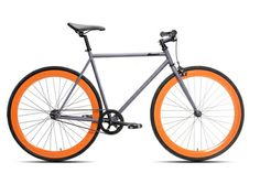 6ku Barcelona Fixed Gear Bike