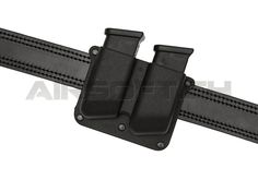 Kydex Double Pistol Mag Pouch (Frontline)