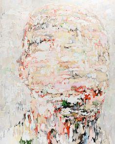 Mein Zimmer - painting by Uwe Kowski