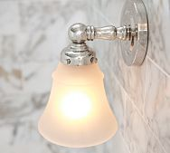 pottery barn Sussex Single Sconce