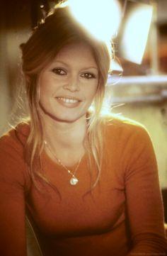 Brigitte Bardot, 1960's look.
