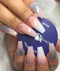Are you looking for acrylic coffin nail color designs for fall and winter? See our collection full of cute acrylic coffin nail color design ideas and get inspired! #AcryllicCoffinNails