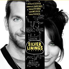 """""""Silver Linings Playbook"""" - Compelling acting & """"interacting"""" between Jennifer Lawrence & Bradley Cooper. Robert De Niro is the icing on the cake. Bradley Cooper, Streaming Movies, Hd Movies, Movies Online, Hd Streaming, Wife Movies, Movies Free, Comedy Movies, Books Online"""