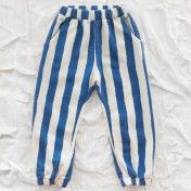 bobo choses stripe tracksuit trouser