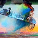 Chromatic 2: Slow Motion Skateboarding