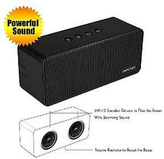 Amazon.com: DBPOWER BX-900 10W Portable Wireless Bluetooth Speakers With Built-in Microphone: Electronics