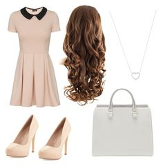 """#3"" by kayleightimmer ❤ liked on Polyvore featuring Charles by Charles David and Tiffany & Co."