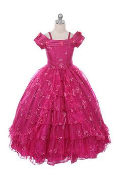 Daddy-Daughter Dance dress option
