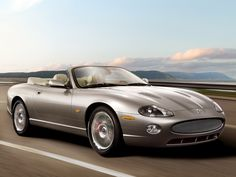 Jaguar XKR Convertible Victory Edition '2006