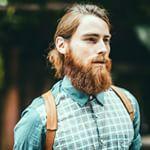 Girls will Flirt with a Beard Expert! A Beard Grooming Kit essential! Brown Beard, Red Beard, Ginger Beard, Beard Grooming Kits, Men's Grooming, Johnny Weir, Short Beard, Long Beards, Beard Balm