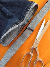 Tips on Hemming Pants With Original Hem