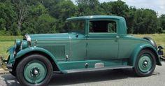 1928 Nash Advanced Six Coupe