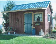 Sheds, Getaway Cottage, Artist Studio Or All Three.