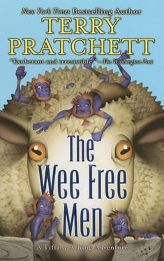 (99+) feegles | Tumblr Discworld Books, Terry Pratchett Discworld, Strong Female Characters, Girls Characters, Tiffany Aching, Quiz Names, Mighty Ape, Strong Girls, The Elf