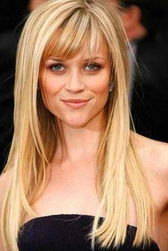 golden blonde for fair skin