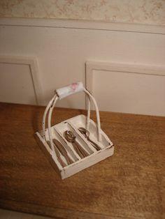 Cutlery tray dollhouses 1.12 scale